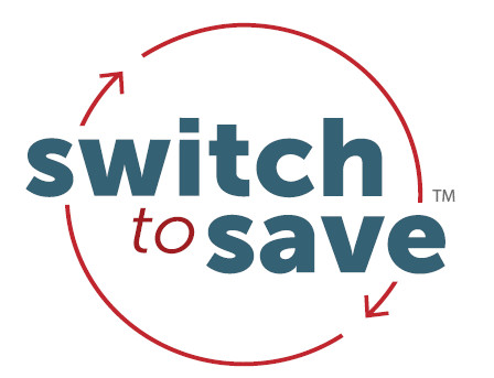 Switch to Save logo